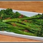 Flash-fried Broccolini in XO Sauce