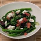Greek-Style Broccolini Salad