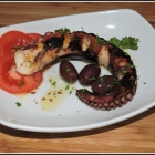 Grilled Octopus Greek-Style
