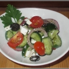 A 'True' Greek Salad Recipe