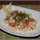 Smoked Salmon Pasta Salad II