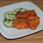Spicy Turmeric Salmon Bites