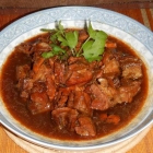 Red-Cooked Pork with Dried Octopus