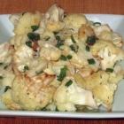 Simple Roast Cauliflower
