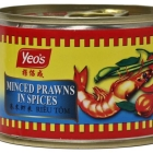 Yeo Brand Minced Prawns in Spices