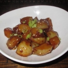 Gamja Jorim - A Korean Potato Banchan