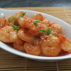 Sweet Sesame Shrimp