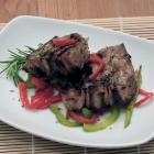 Grilled Lamb Chop Appetizer