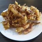 Squid Deep-Fried at Fan's