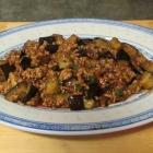 Spicy Bean Paste Eggplant