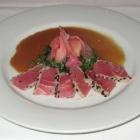 Tuna Tataki at The Empire Grill
