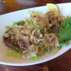 Beef Tataki at Sushi Nami