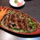 Gyuniku Maki at Sushi Village