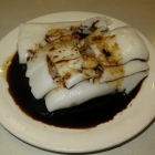 Rice Noodle Roll (腸粉) at New Town