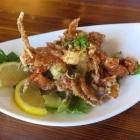 Soft-Shell Crab at Sushi Nami