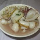 Squid Steamed at Chu Shing