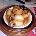Squid Steamed at Urban China