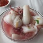 Squid Steamed at Yangtze