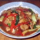Stir-fried Ginger Hoisin Pork