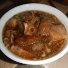 Beef Tendon Stewed