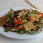Sichuan Pickles at Jing Cheng