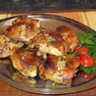 Chimichurri Baked Chicken