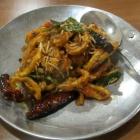 Calamari Manko Appetizer