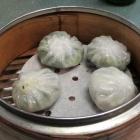 Chive Dumplings at Yang Sheng