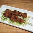 Madrasi Grilled Beef Skewers