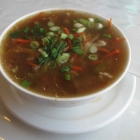 Sichuan Preserved Vegetable Soup