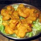 Simple Shrimp Bhaji Recipe