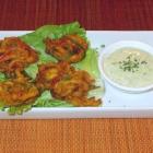 Squid Pakora Appetizer Recipe
