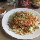 Vietnamese Cucumber Shrimp Salad