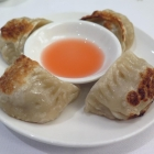 Pot-Stickers at May Garden