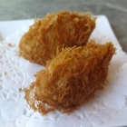 Taro Dumplings at Chinatown